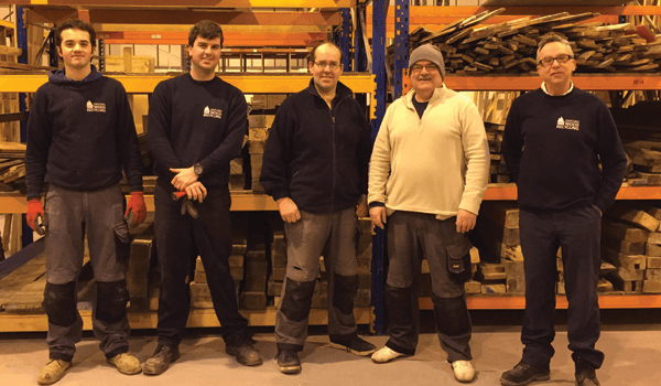 Wood recycling enterprise expands