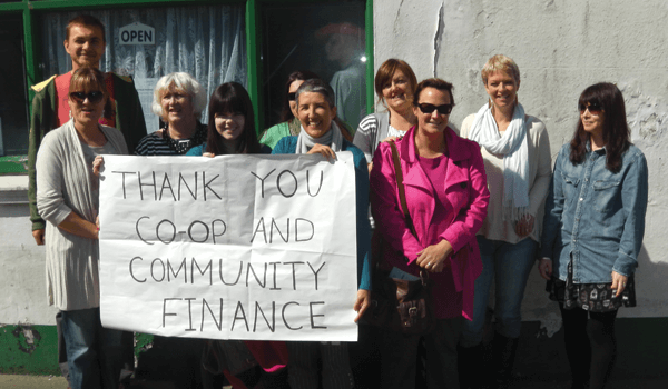 Old bank becomes community business hub