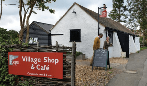 Community forges ahead with new village shop