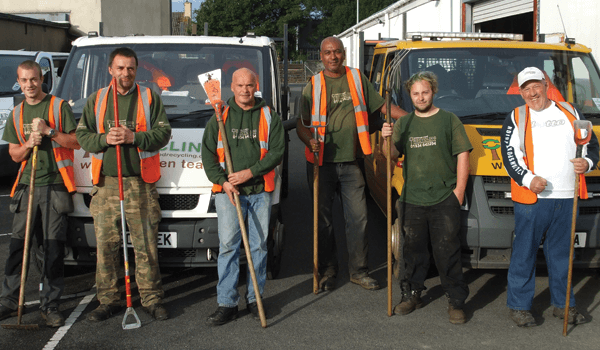 Growth for wood recycling co-op