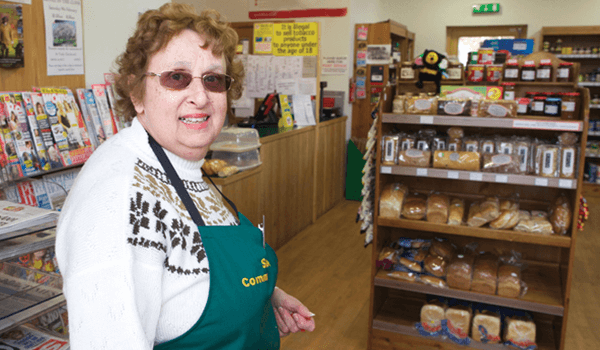 New green community shop for Cornish village