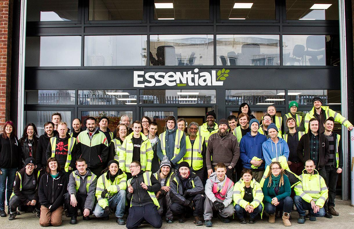 Essential Trading Staff Photo