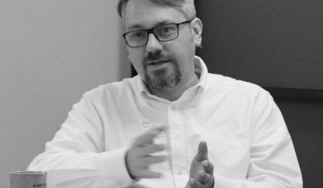 Jon Nott - New Trustee