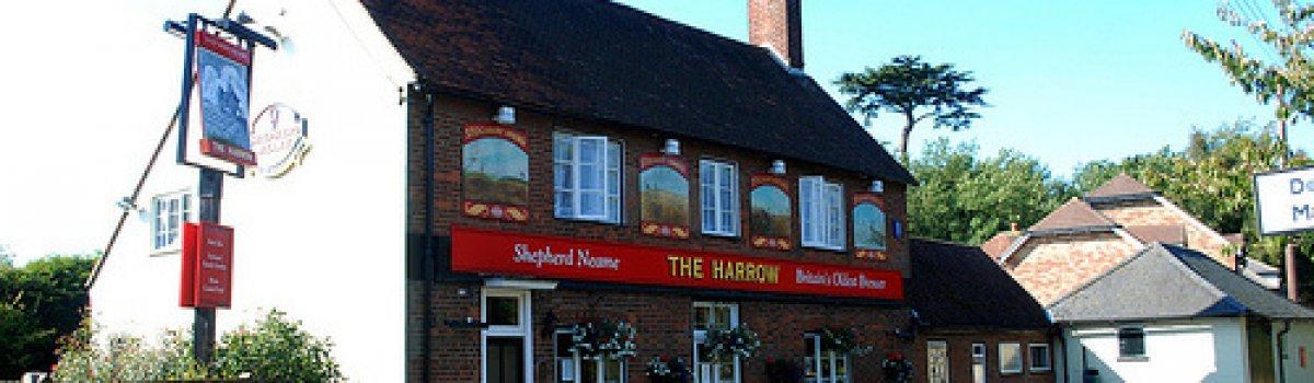 The Harrow pub