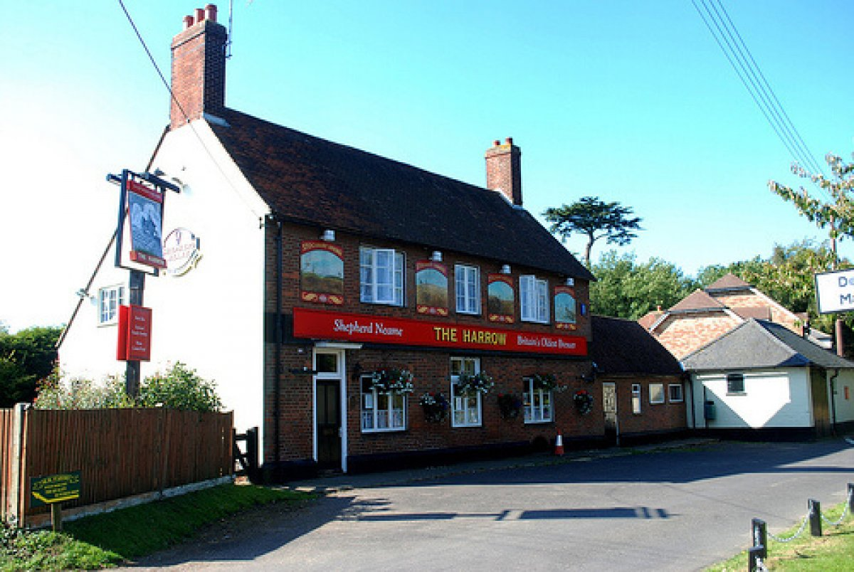The Harrow pub