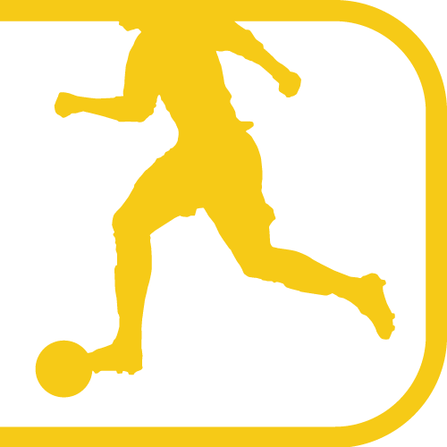 Yellow footballer - Financing community ownership