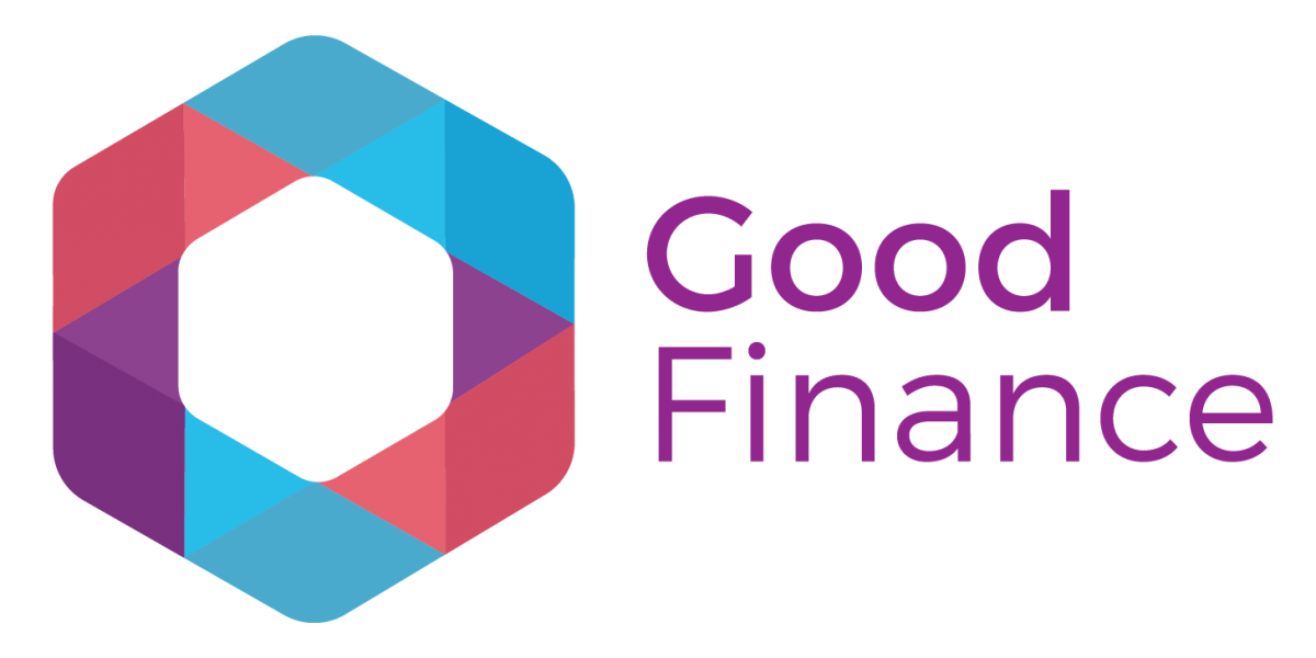 Good finance logo large