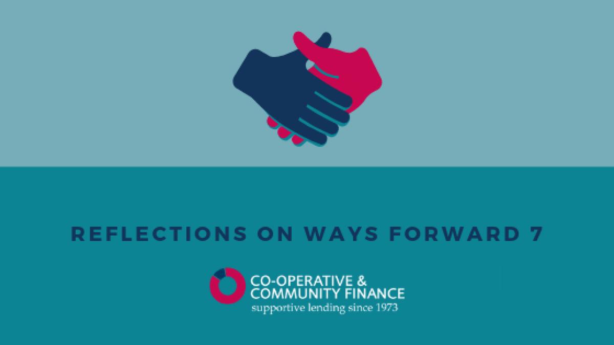 Ways Forward 7