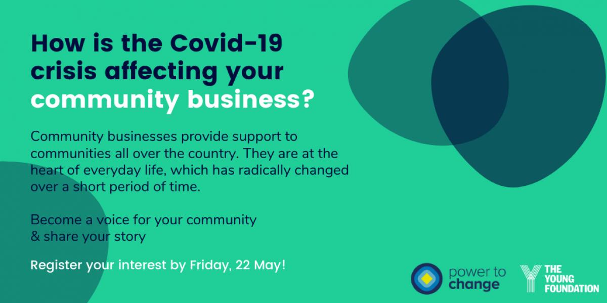 Community Business & COVID19 Social Media (1)